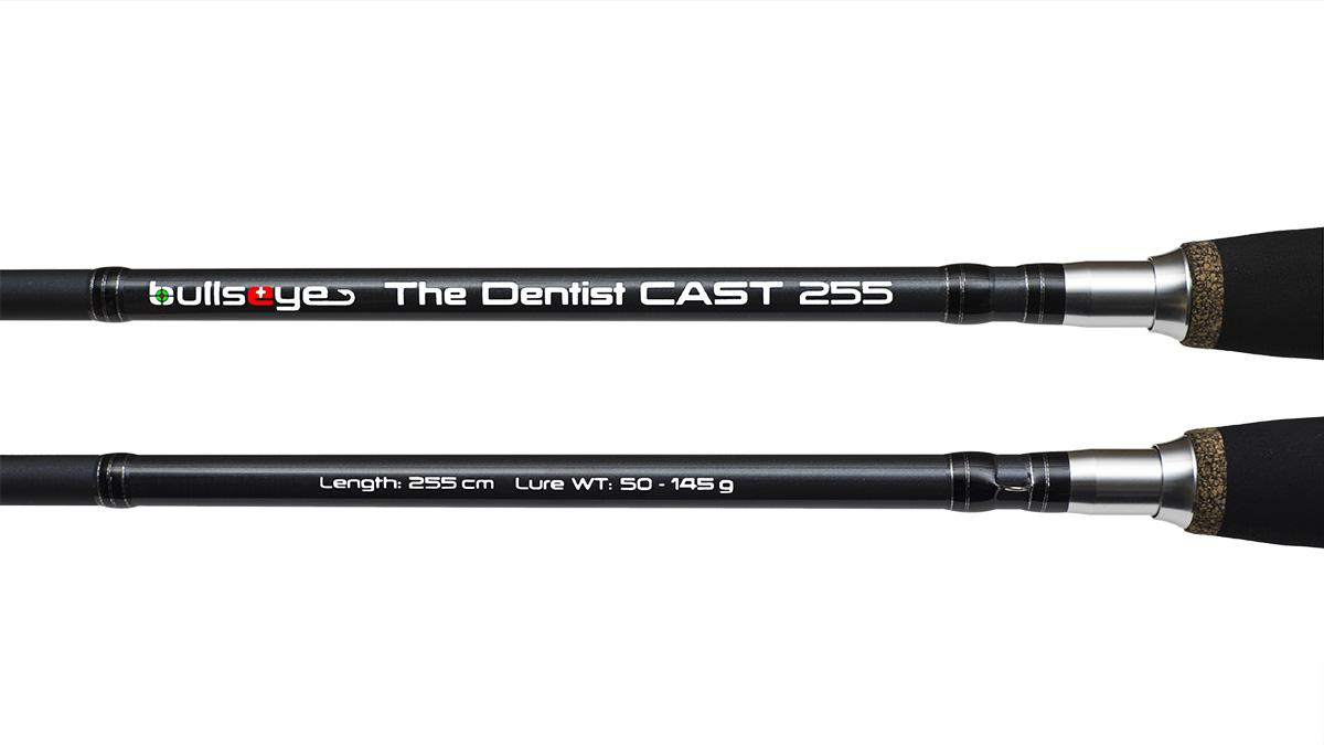 The Dentist Cast 255 50-145g