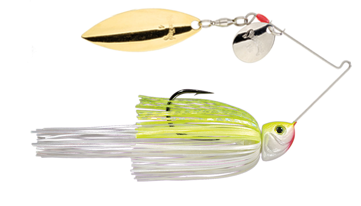 HACK ATTACK HEAVY COVER SPINNERBAIT